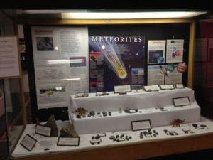 Meteorites M-M