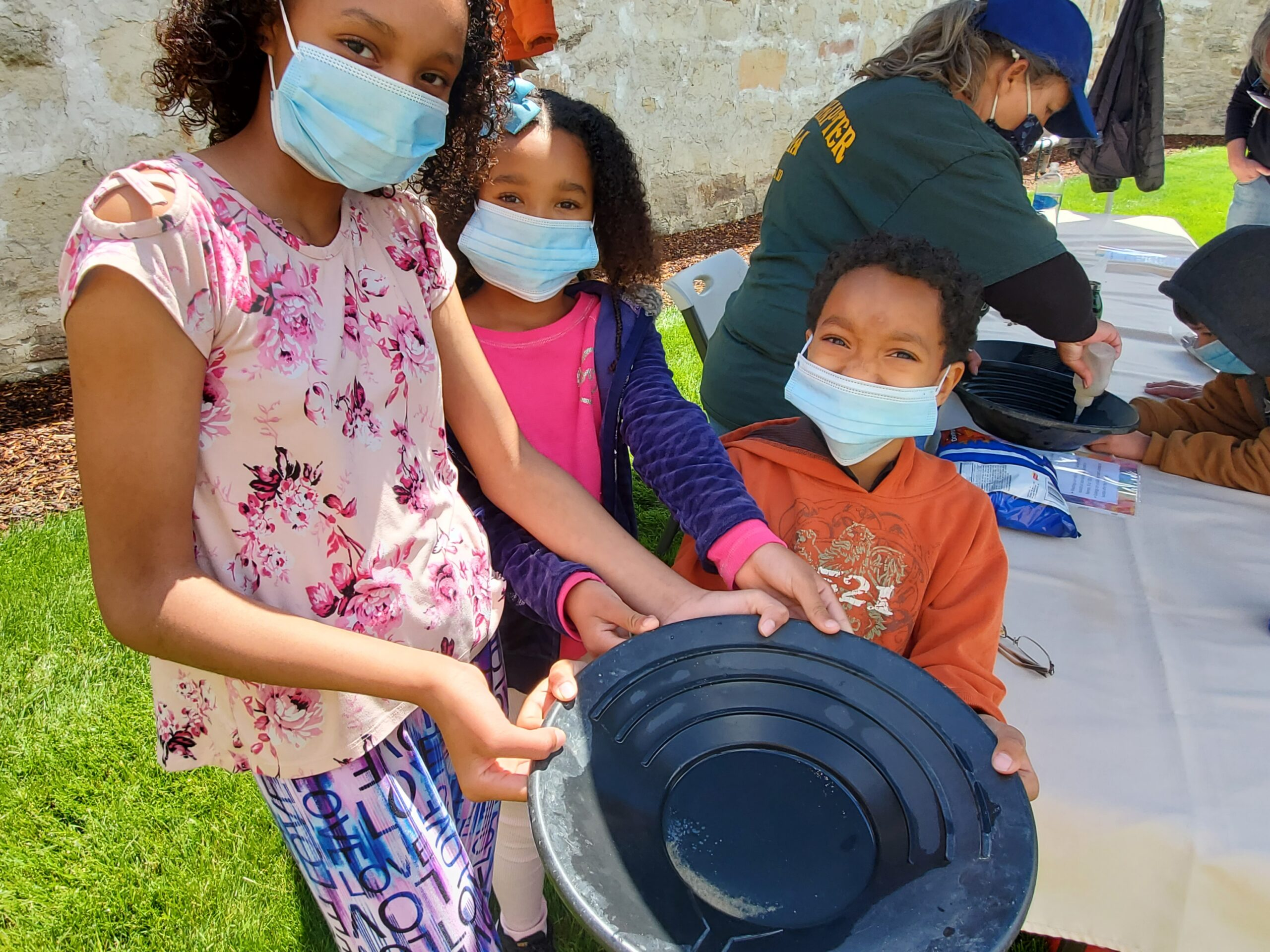 Family Event: Gold Panning